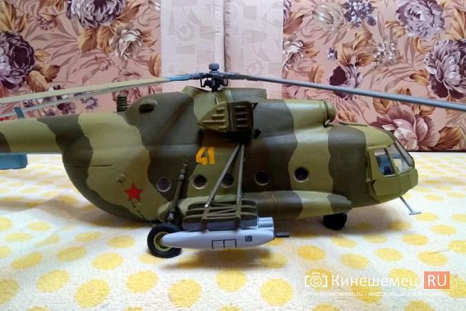 Бывший пилот из Кинешмы конструирует дома вертолеты фото 10