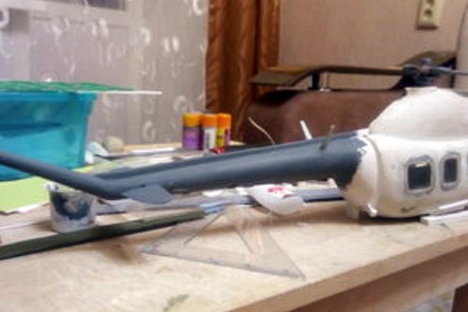 Бывший пилот из Кинешмы конструирует дома вертолеты фото 5
