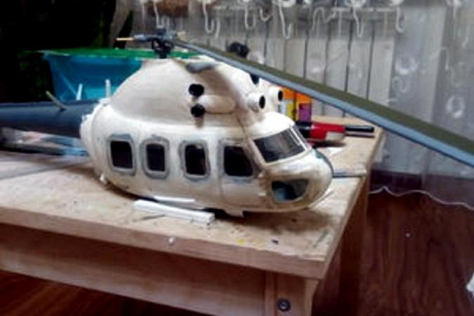 Бывший пилот из Кинешмы конструирует дома вертолеты фото 6