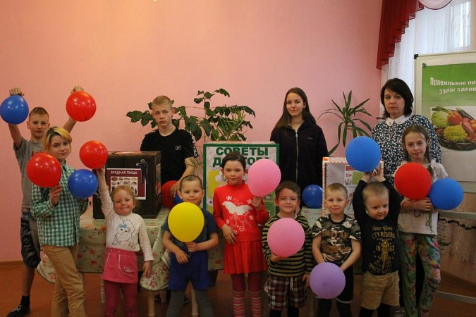 Проект «Здоровье в кубе» снова собрал кинешемских детей фото 4