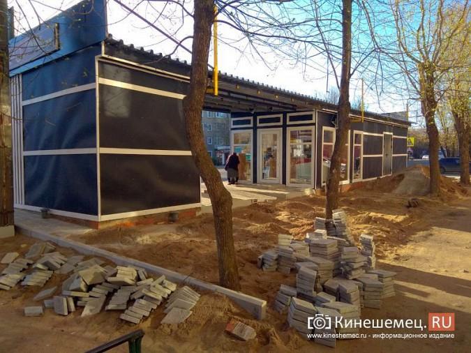 Суд временно запретил сносить торговые павильоны на остановке «Чкаловский» фото 4