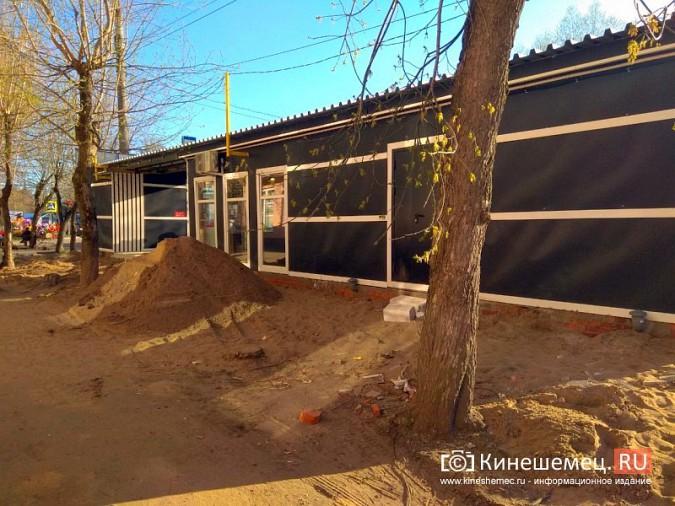 Суд временно запретил сносить торговые павильоны на остановке «Чкаловский» фото 7