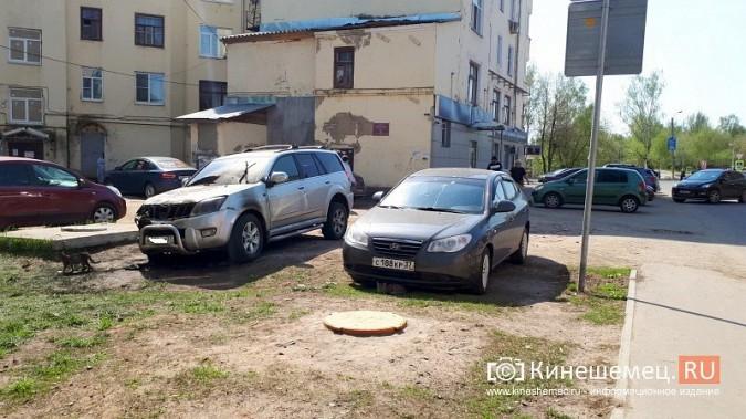 Полиция Кинешмы выясняет причины ночного возгорания «Грейт Уолл Ховера» фото 5