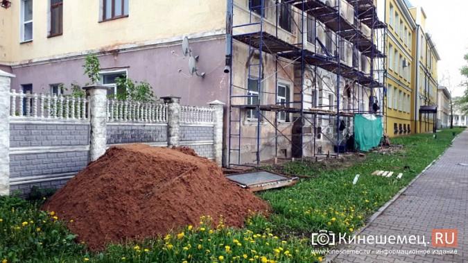 Ко Дню города в Кинешме отремонтируют фасад Дома дворянства на Волжском бульваре фото 6