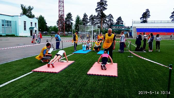 В Кинешме прошел летний фестиваль ГТО фото 7