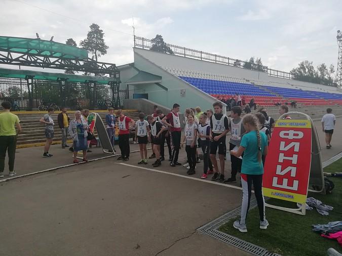 В Кинешме прошел летний фестиваль ГТО фото 10
