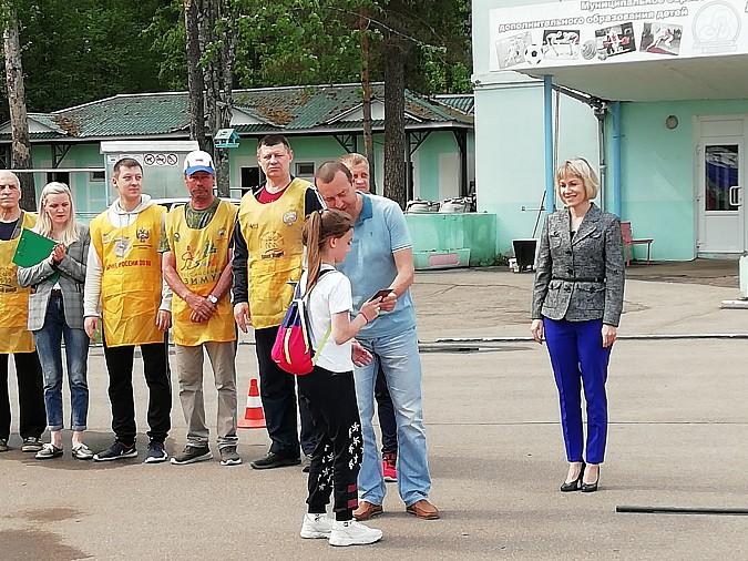В Кинешме прошел летний фестиваль ГТО фото 9
