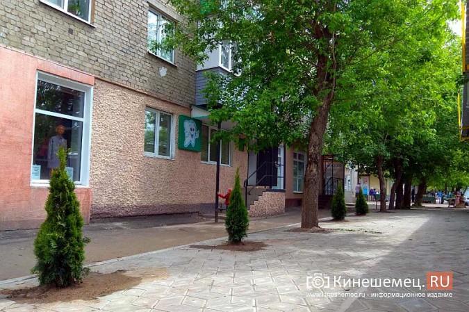 Судящийся с мэрией Кинешмы предприниматель продолжает благоустраивать остановку на «Чкаловском» фото 4