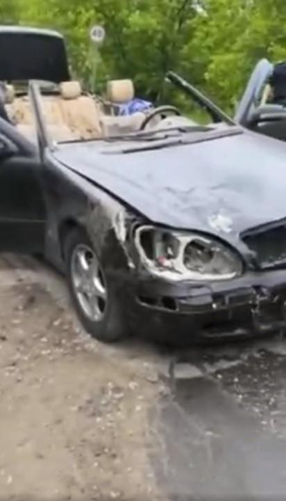 В Кинешме задержали водителя «Мерседеса» с обрезом в салоне фото 2