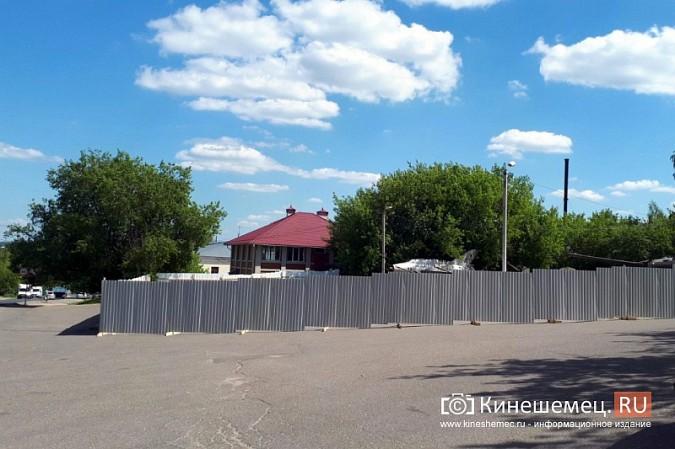 С подачи губернатора Воскресенского началась реконструкция главного мемориала Кинешмы фото 6