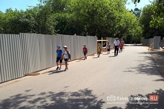 С подачи губернатора Воскресенского началась реконструкция главного мемориала Кинешмы фото 3