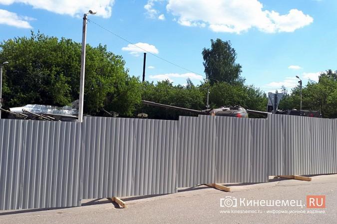 С подачи губернатора Воскресенского началась реконструкция главного мемориала Кинешмы фото 2