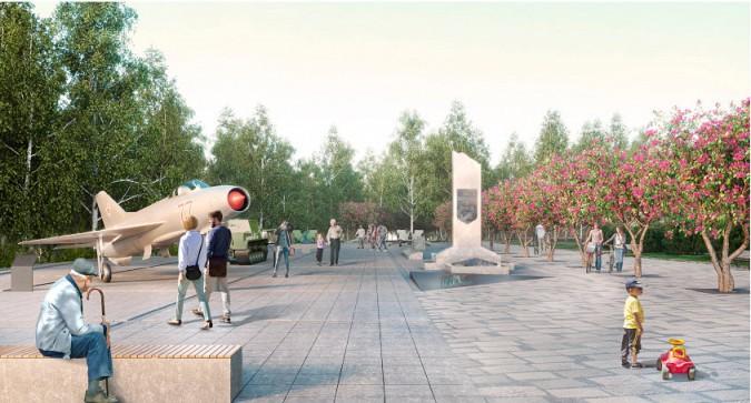 С подачи губернатора Воскресенского началась реконструкция главного мемориала Кинешмы фото 8