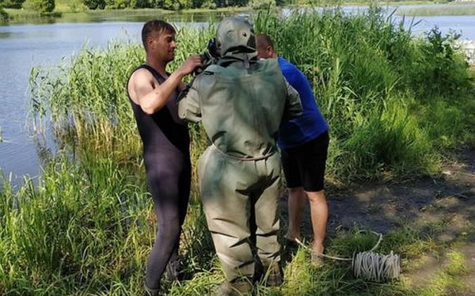 В Шуе из-за оставившего на пляже трусы, спасатели обыскали дно реки на площади 500 м² фото 3