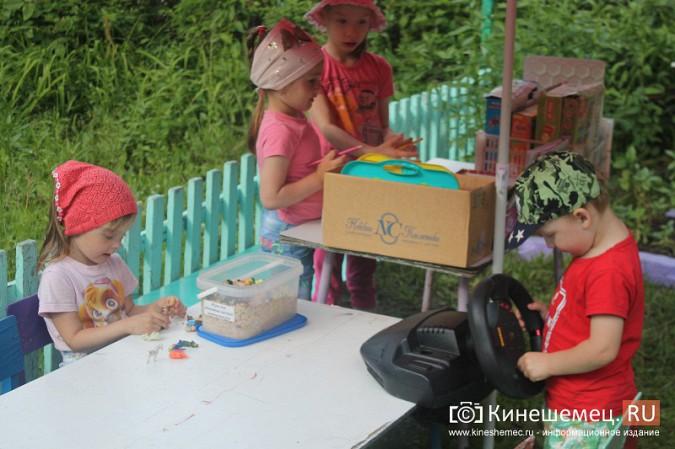 Кинешемские малыши в видеообращении просят Путина спасти д/с №9 фото 6