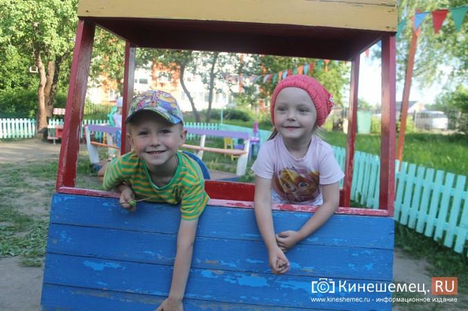 Кинешемские малыши в видеообращении просят Путина спасти д/с №9 фото 4