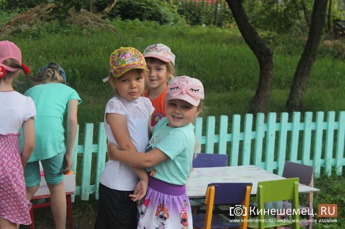 Кинешемские малыши в видеообращении просят Путина спасти д/с №9 фото 13