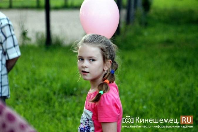 В Кинешме жители вышли на митинг против закрытия детского сада №9 фото 7
