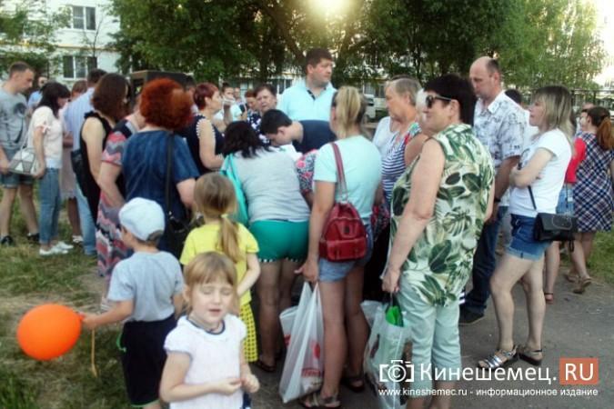 В Кинешме жители вышли на митинг против закрытия детского сада №9 фото 53