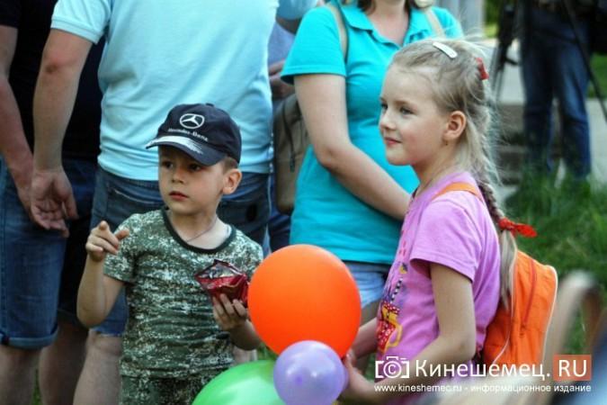 В Кинешме жители вышли на митинг против закрытия детского сада №9 фото 9