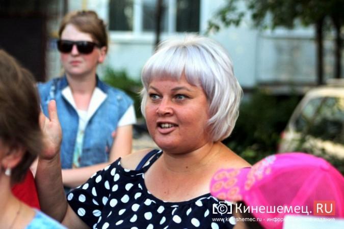 В Кинешме жители вышли на митинг против закрытия детского сада №9 фото 40