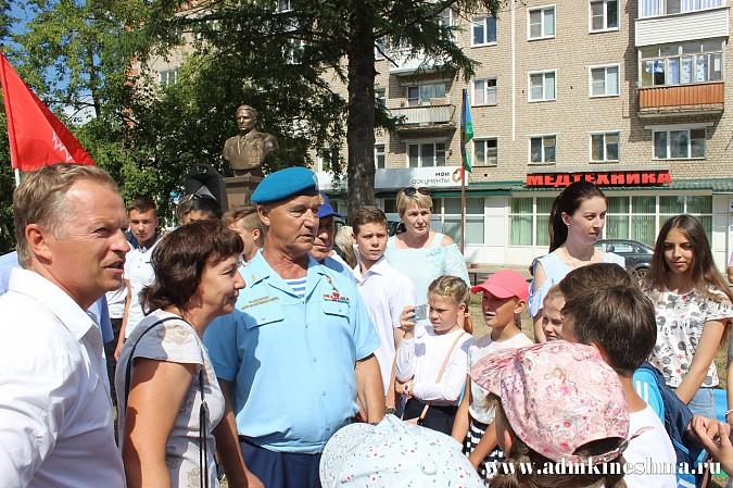 Кинешму посетил Герой Советского Союза генерал-полковник Валерий Востротин фото 5