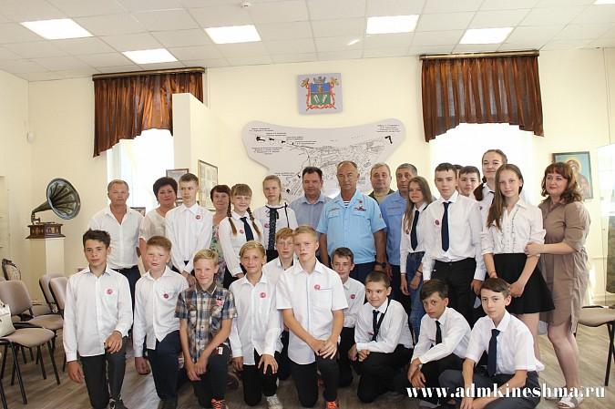 Кинешму посетил Герой Советского Союза генерал-полковник Валерий Востротин фото 15