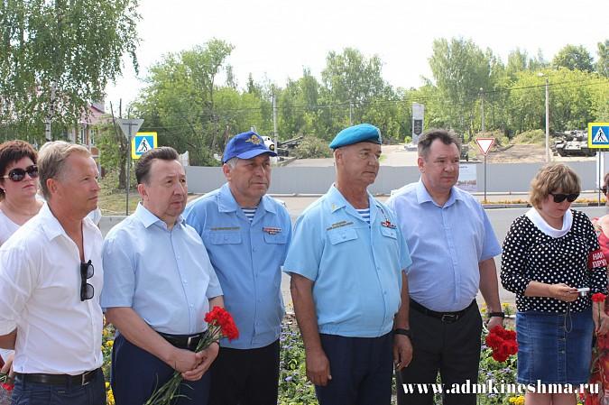 Кинешму посетил Герой Советского Союза генерал-полковник Валерий Востротин фото 9
