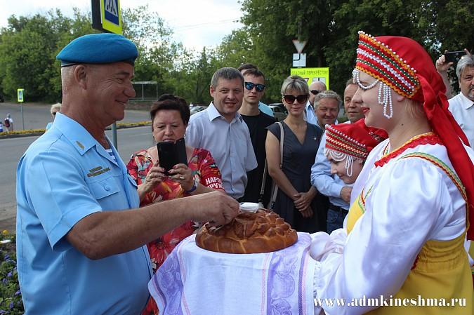 Кинешму посетил Герой Советского Союза генерал-полковник Валерий Востротин фото 8