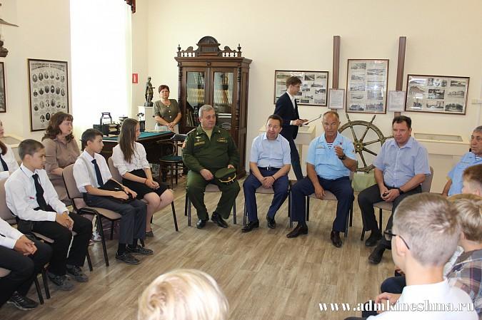 Кинешму посетил Герой Советского Союза генерал-полковник Валерий Востротин фото 12