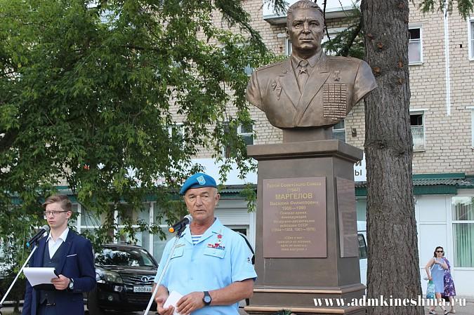 Кинешму посетил Герой Советского Союза генерал-полковник Валерий Востротин фото 10