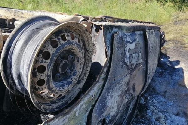 В Ивановской области избили женщину - водителя такси и угнали ее автомобиль фото 5