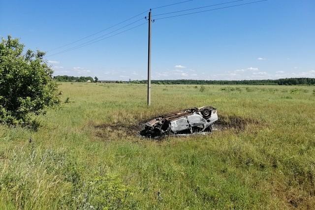 В Ивановской области избили женщину - водителя такси и угнали ее автомобиль фото 2
