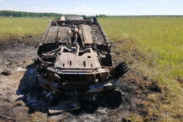 В Ивановской области избили женщину - водителя такси и угнали ее автомобиль фото 4