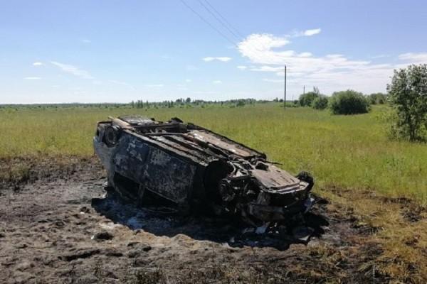 В Ивановской области избили женщину - водителя такси и угнали ее автомобиль фото 3
