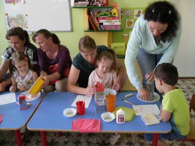 В детском саду Кинешмы прошло нетрадиционное родительское собрание фото 3