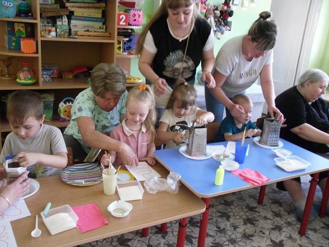 В детском саду Кинешмы прошло нетрадиционное родительское собрание фото 2