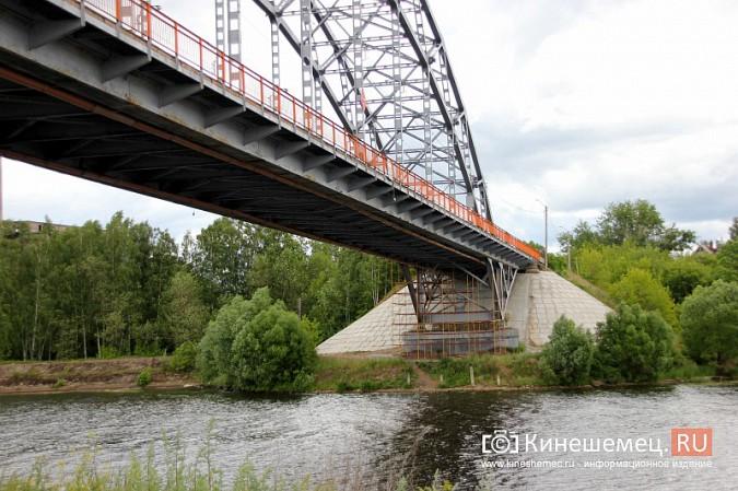 К повторной покраске Никольского моста в Кинешме по-прежнему не приступили фото 2