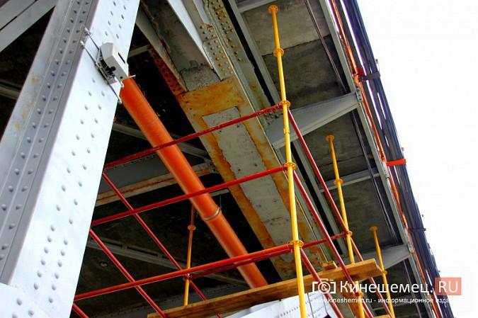 К повторной покраске Никольского моста в Кинешме по-прежнему не приступили фото 6