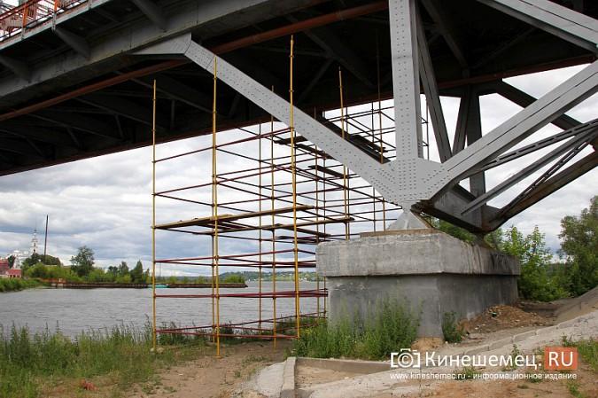 К повторной покраске Никольского моста в Кинешме по-прежнему не приступили фото 3
