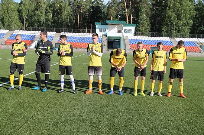 Победителем первого круга Чемпионата Кинешмы по футболу стал «ХБК Навтекс» фото 4