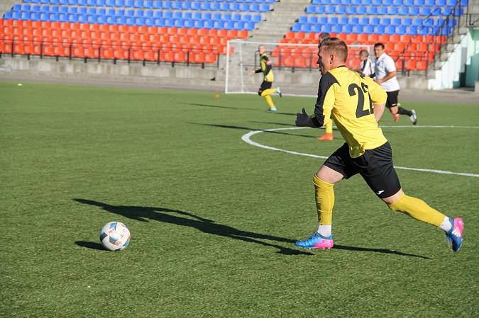 Победителем первого круга Чемпионата Кинешмы по футболу стал «ХБК Навтекс» фото 5