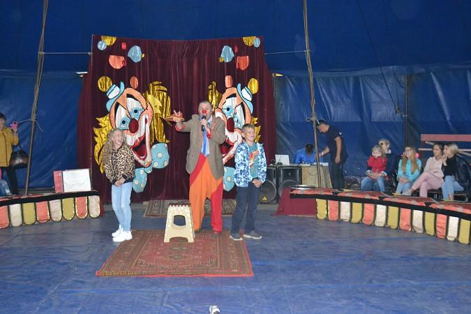 Сибирский цирк «Шапито» приглашает Кинешемцев фото 22
