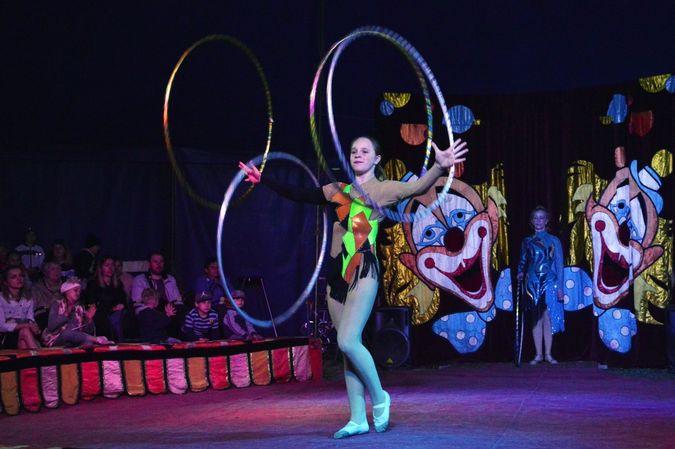 Сибирский цирк «Шапито» приглашает Кинешемцев фото 10