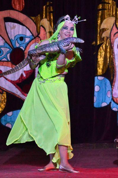 Сибирский цирк «Шапито» приглашает Кинешемцев фото 14