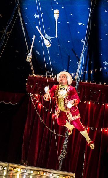Сибирский цирк «Шапито» приглашает Кинешемцев фото 11