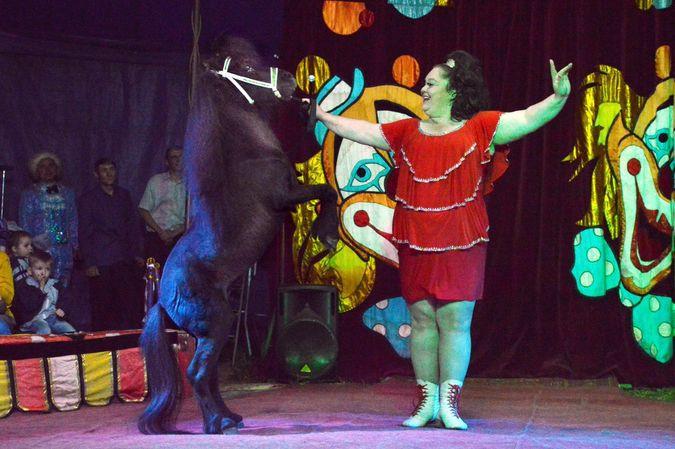 Сибирский цирк «Шапито» приглашает Кинешемцев фото 9