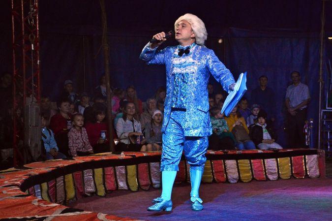 Сибирский цирк «Шапито» приглашает Кинешемцев фото 7