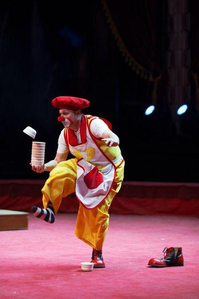 Сибирский цирк «Шапито» приглашает Кинешемцев фото 15