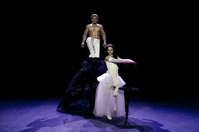 Сибирский цирк «Шапито» приглашает Кинешемцев фото 2